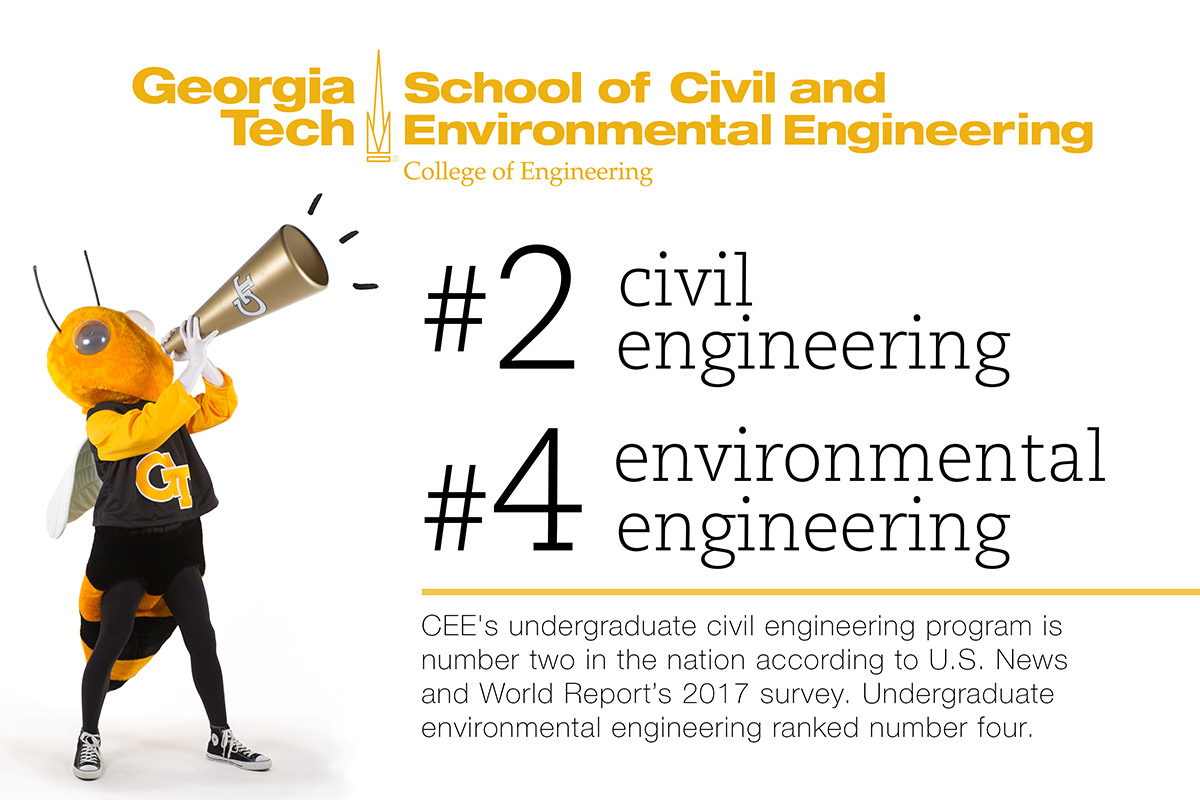 Undergrad civil and environmental programs rise in 2017 U.S. News ...