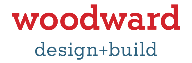 Woodward Design + Build logo