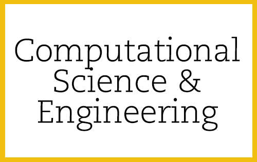 Computational Science & Engineering