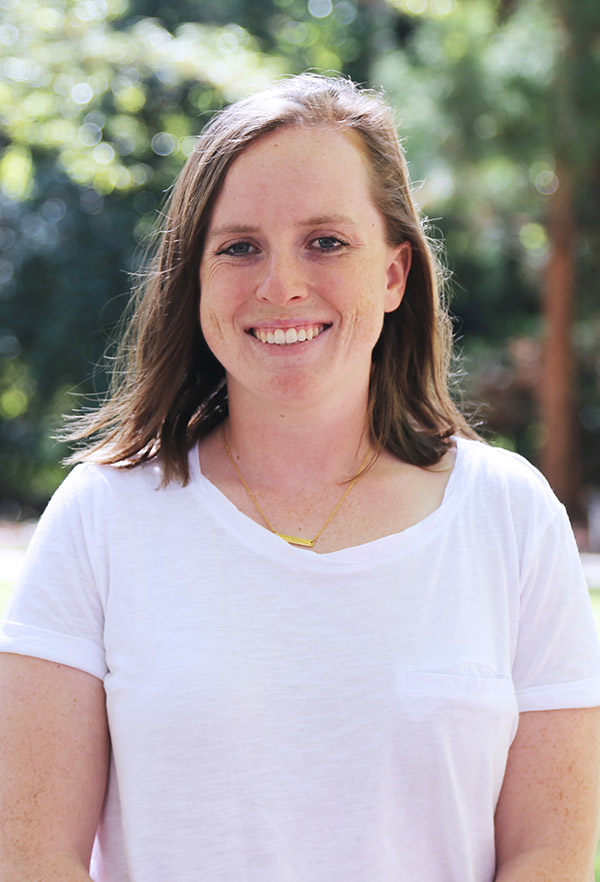 April Gadsby, 2017 National Science Foundation fellowship recipient