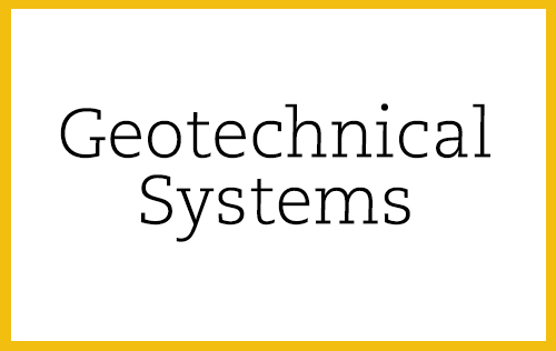 Geotechnical Systems
