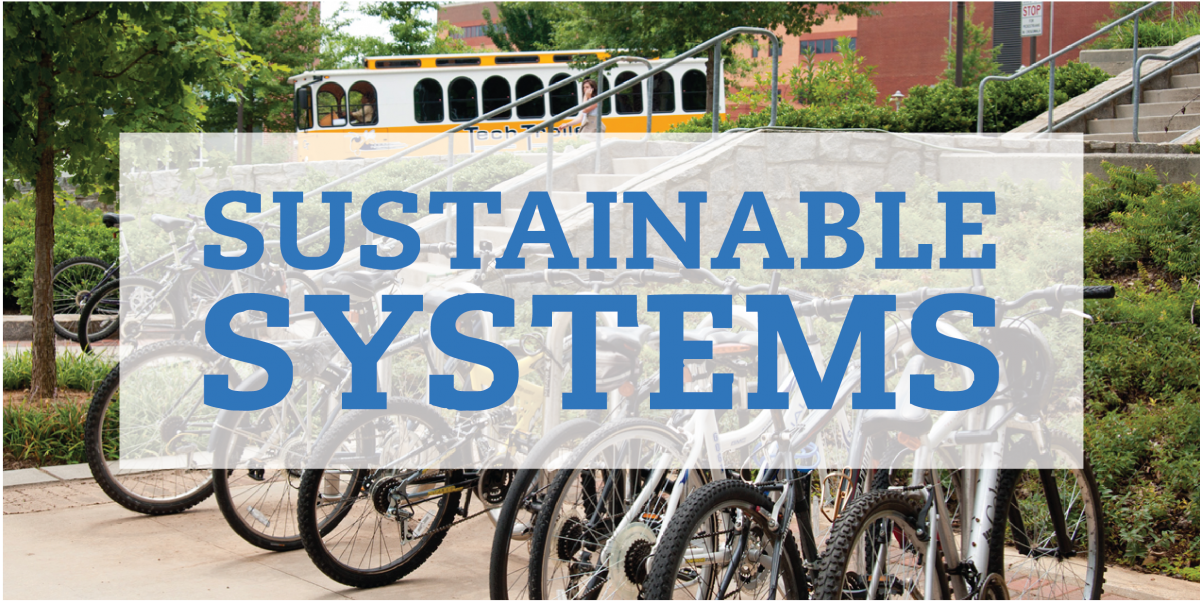 Sustainable Systems School Of Civil And Environmental Engineering