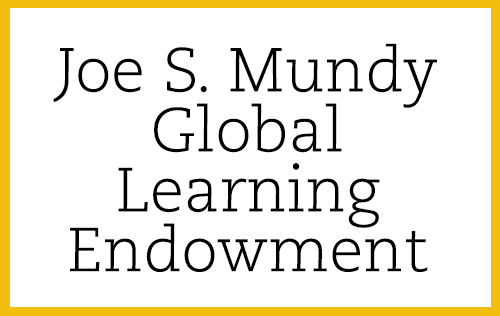 Joe S. Mundy Global Learning Endowment