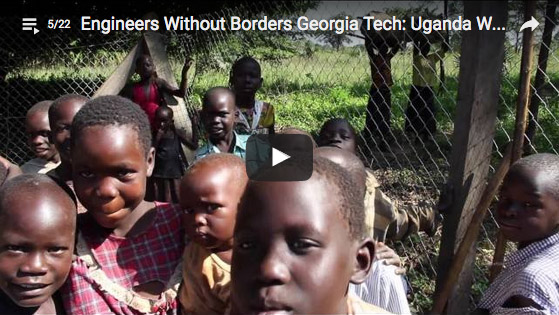 ForeCAST Round 3: Engineers Without Borders Georgia Tech: Uganda Water Supply Program