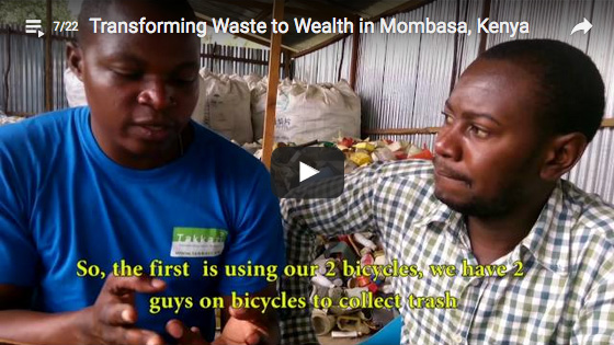 ForeCAST Round 3: Transforming Waste to Wealth in Mombasa, Kenya