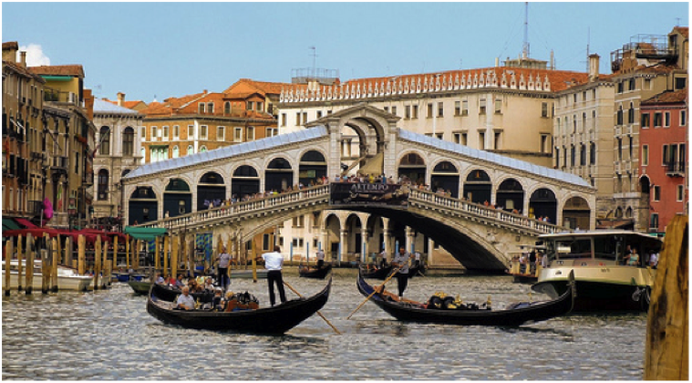 Among its functions, VWASS is being used to estimate the excess pressure from waves on the foundations of historical buildings along the Venetian Grand Canal.