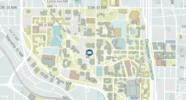 Map Of School Of Civil And Environmental Engineering