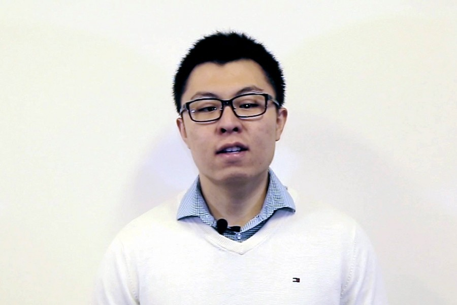 Ph.D. student Heng Chi has been selected as one six finalists to compete for the prestigious Robert J. Melosh Medal in April.