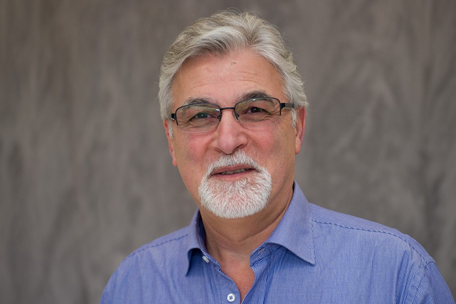 Professor Spyros Pavlostathis, who is this year's recipient of the Fair Distinguished Engineering Educator Medal from the Water Environment Federation.