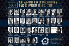 Haitian Roundtable 2015 Changemakers list