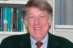Professor Emeritus Samuel Martin, who died Nov. 14. Faculty members and colleagues remembered Martin as a dedicated mentor, colleague and friend.