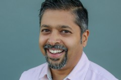 """K.P. Reddy, BCE 1994, published his first book Feb. 5. """"What You Know About Startups Is Wrong"""" aims to set the record straight on entrepreneurship and startup culture. (Photo Courtesy: The Combine)"""