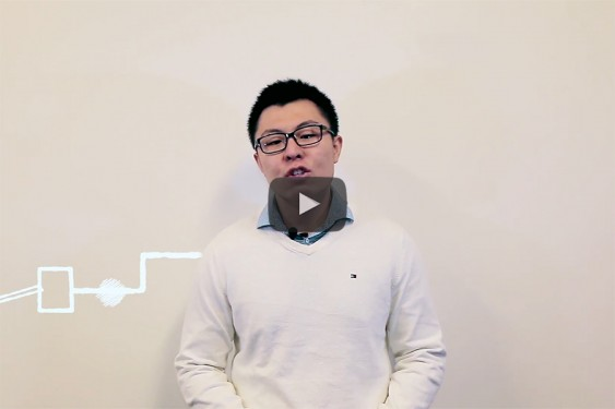"The newest ""30 Second Thesis"" featuring Ph.D. student Heng Chi."